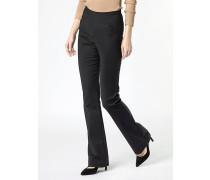 Hose aus Bi-Stretch-Couture
