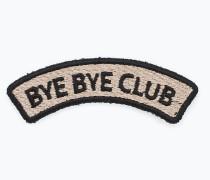 Bye Bye Club Patch