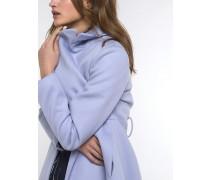 Taillierter, doppelreihiger Mantel