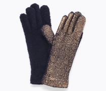 Handschuhe aus Alpaka-Wollgemisch