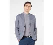Dekonsturierte Jacke aus Baumwollstretch