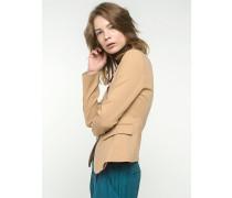 Jacke aus bielastischem Couture-Stoff
