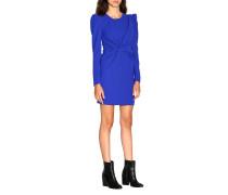 Kurzes Belinda Kleid und Schulterpolstern