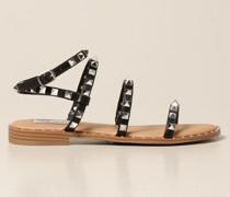 Flache sandalen