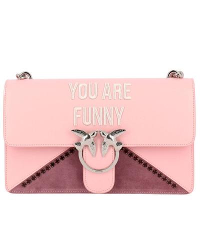 Pinko Damen Umhängetasche Schultertasche Damen Footlocker Finish Online Billig Aus Deutschland Billige Browse tKqUe