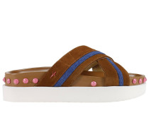 Keilabsatz Schuhe Damen