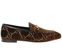 Mokassins Schuhe Damen