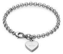 Schmuck Trademark Heart Armband In Silber 925 Rhodium Plated