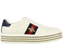 New Ace Sneakers aus Leder
