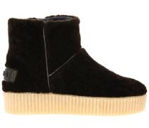 Flache Stiefeletten Schuhe Damen