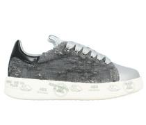 Belle Sneakers mit Pailletten