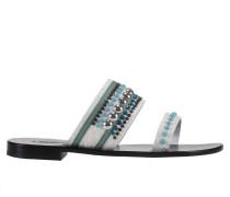 Flache Sandalen Schuhe Damen
