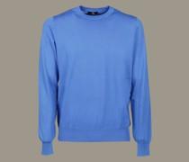 Basic Sweatshirt mit Rundhalsausschnitt