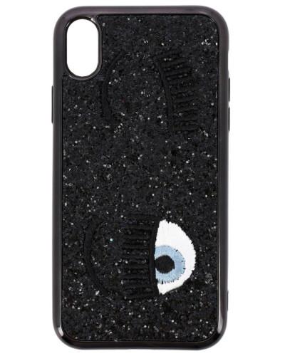 Iphone Xr Cover Flirting Glitter Eyes
