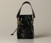 Mini Lackleder Tasche