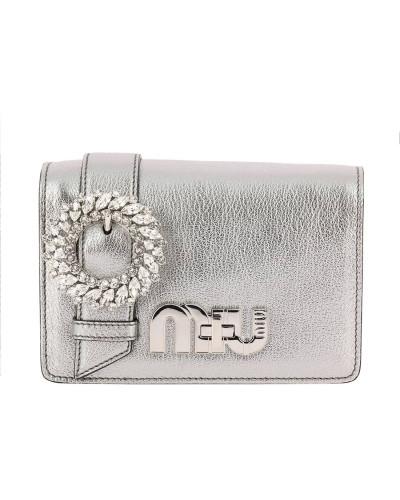 Spielraum Original Verkauf Zuverlässig Miu Miu Damen Mini- Tasche Schultertasche Damen Billig Erkunden 2tfEwPaC24