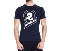 T-shirt Short Sleeve Roundneck Logo Print