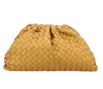 Clutch The Pouch aus Geflochtenem Leder
