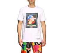 x Peter Blake T-Shirt mit Amerika-Print