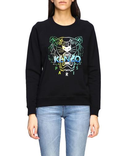 Crewneck Sweatshirt mit Tiger Paris Logo