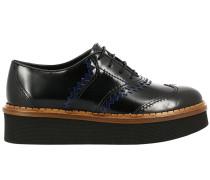 Schnürschuhe Schuhe Damen
