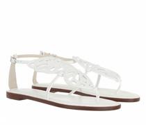 Sandalen & Sandaletten Butterfly Flat Sandal