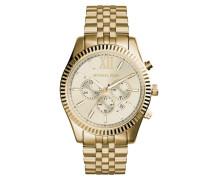 Gents Lexington Oversize Watch -Tone Armbanduhr