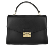 Sloan MD TH Satchel Black
