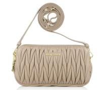 Tasche - Double Zip Crossbody Bag Cammeo