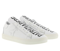 Sneakers Shoes Bianco