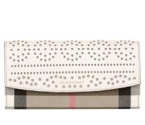 Kleinleder - Porter House Check Lace Wallet Natural