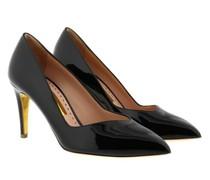 Pumps & High Heels Vivian Patent Pump Angled Toe