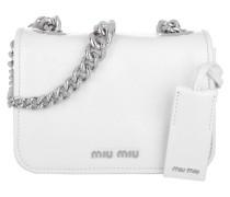 Tasche - Bandoliera Shine Club Crossbody Bag Blanco