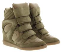 Sneakers - Bekett Sneaker Suede Taupe