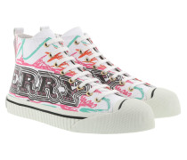Kingley Sneakers Optic White