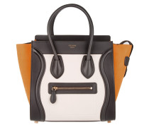 Luggage Multicolor Micro Chalk Tote gelb