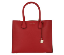 Mercer LG Convertible Tote Bright Red rot