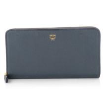 Kleinleder - Milla Zip Around Large Wallet Phantom Grey