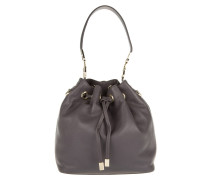 Tasche - Roma Shopper Leather Smoke Grey