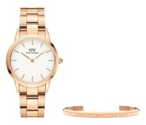 Uhr Iconic Link 32mm + Classic Bracelet Small