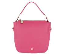 Roma Bag S Handle Raspberry