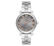 Armbanduhr - Ladies Norie Watch Silver