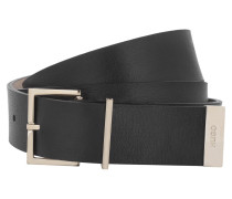 Kleinleder - Lexa Leather Belt Black