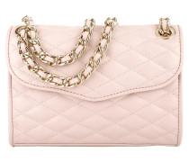 Rebecca Minkoff Tasche - Quilted Mini Affair Crossbody Baby Pink - in rosa - Umhängetasche für Damen