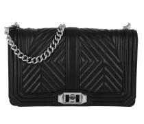 Quilted Love Umhängetasche Bag Black