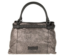 Sano Shopper Lamb Pebbles/Soft Nappa Ninja Black Umhängetasche