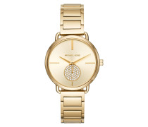 Ladies Portia Watch Gold