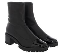 Boots Blaze Stretch Bootie Black