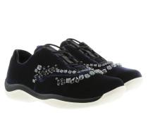 X Sneakers Bijou Nylon Blue