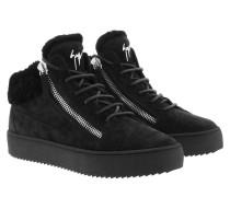Sneakers Velour Sneaker Black